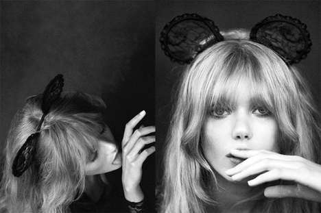Mouse Ear Adorned Editorials