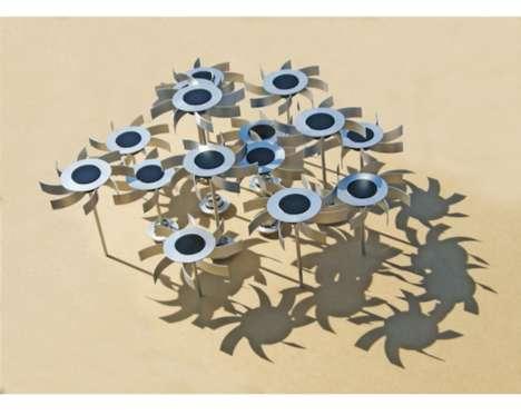 Dual Renewable Energy Art