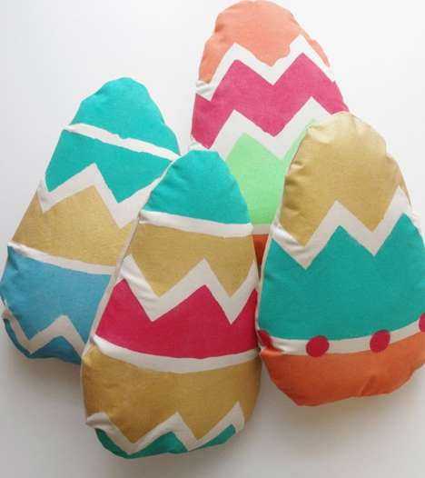 Festive Candy Cushions