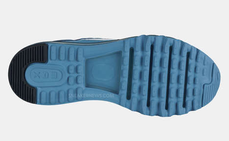 Ocean Blue Running Shoes - These Turquoise Shoes are Nike's Newest Air Max Release