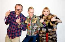 Brazen Celebrity Captures - The Terry Richardson Studio Gets a Visit From Jeremy Scott & 2NE1's CL