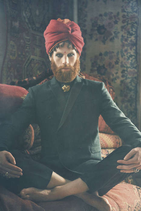 Manly Meditation Editorials
