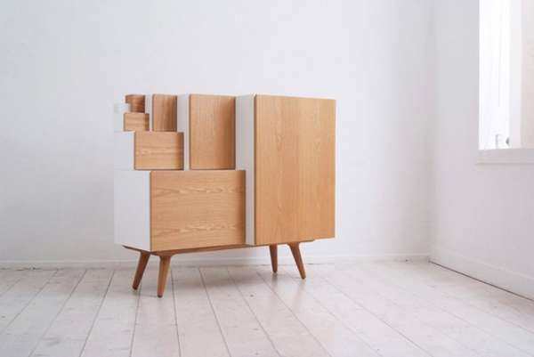 25 Space-Saving Cabinet Designs