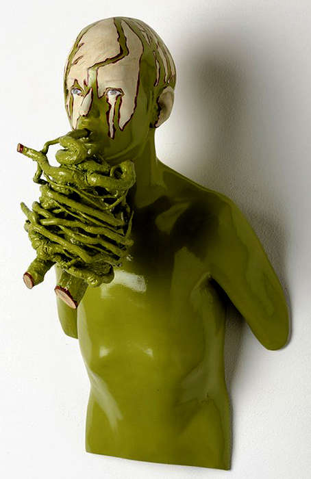 Sickly Anatomical Scultures