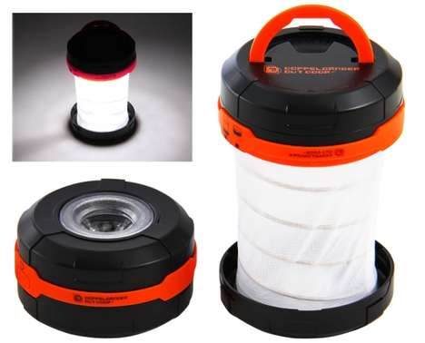 Compact Accordion LED Lanterns