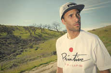 Hillside Streetwear Lookbooks - The Primitive 2013 Spring Collection Sheds Layers