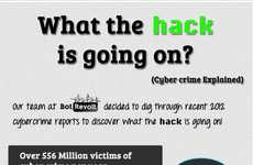 Hacker Happy Security Infographics