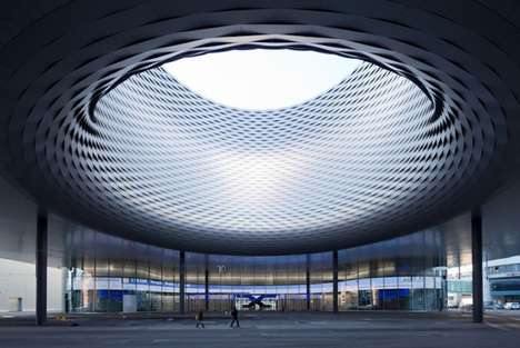 Perforated Vortex Architecture