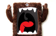 Grinning Cyclops Tablet Covers - Protect Your Gadgets with Grinning Monster iPad Cases