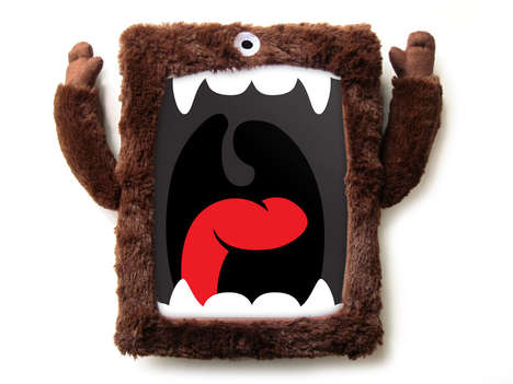 Grinning Cyclops Tablet Covers