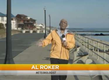 Dock-Drowning Storm Ads - Al Roker Stars in This FEMA Ad for Natural Disaster Safety Plans