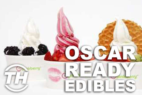 Oscar-Ready Edibles - Courtney Scharf Takes a Bite Out of Oscar Party Food Ideas