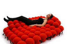 Adjustable Foam Ball Seating