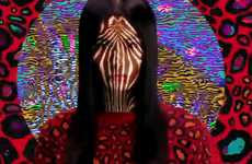 Sensory Overload Fashion Films - The Kenzo 'Electric Jungle' Promo Video is Mind-blowing