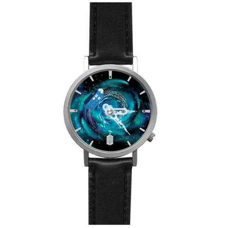 Meta Sci-Fi Timepieces