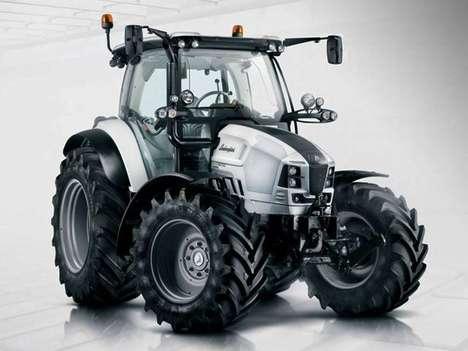 Stylish Supercar Tractors