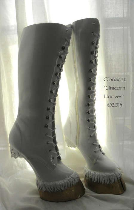 Fantastical Creature Footwear