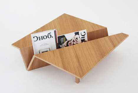Papercraft Table Racks