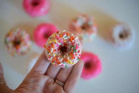 Compact Sprinkled Snacks