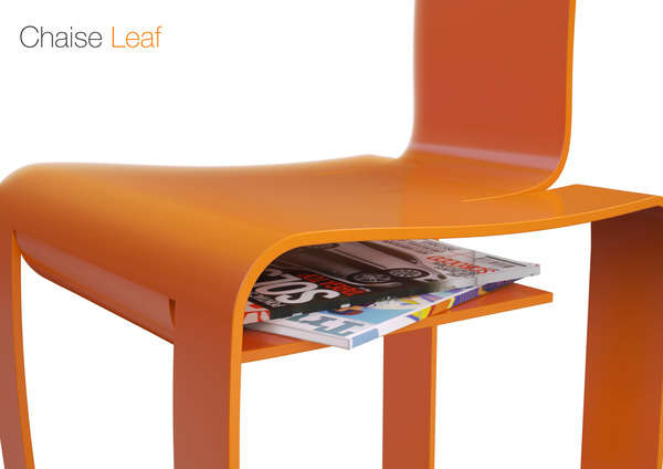 30 Quirky Magazine Racks