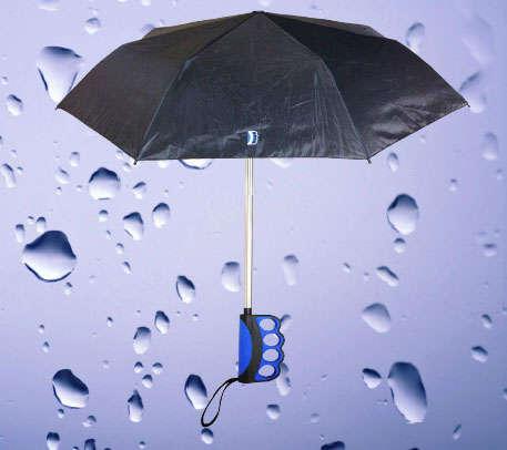 Text-Enabling Umbrellas