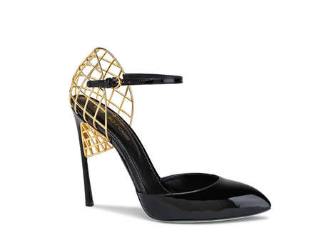 Architecture-Inspired Footwear