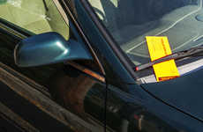 Parking Ticket-Avoiding Apps - The Park.IT App Informs People About Various Street Regulations