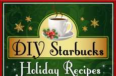 Festive Coffee Franchise Recipes - The Starbucks Holiday Drink DIY Guide is Delicious All Year Round