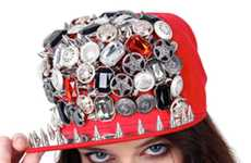 Superstar Studded Snapbacks
