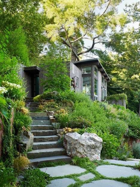 Serenely Artful Valley Cabins