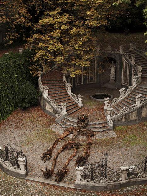 Dead Tree Corpse Captures