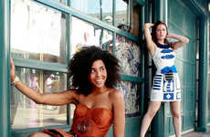 Intergalactic Droid Dresses - Star Wars Bridesmaid Dresses Are Perfect for Interstellar Unions