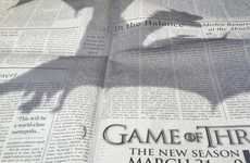 Dragon Shadow Newspaper Campaign