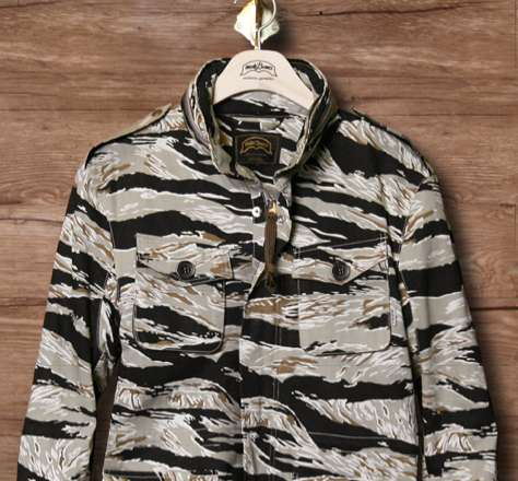 80 Camouflage Fashion Finds