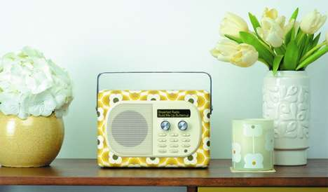 Personalized Retro Radio Players - Pure Evoke Mio Radio Offers a Nostalgic Experience