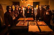 Fake Secret Society Pranks - One of the Best Ways to Freak Out Pizza Delivery Guys