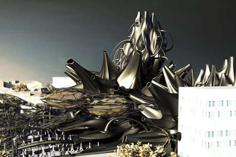 Trypophobe-Torturing Architecture