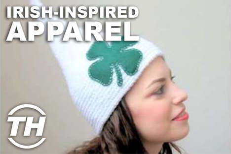 Irish-inspired Apparel - You'll be Green with Envy at This St. Patrick's Day Clothing