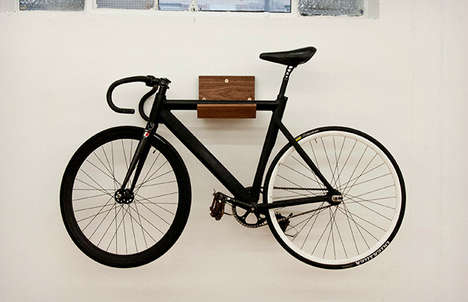 Minimalist Cycle Storage
