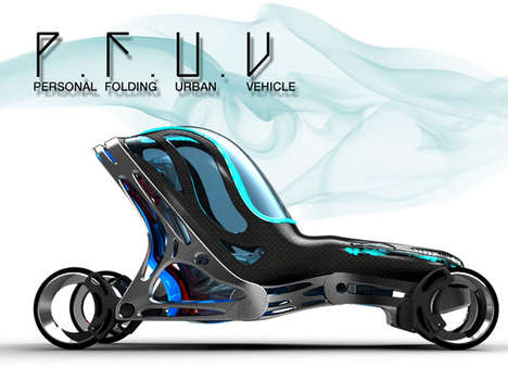 Lounge Chair Concept Cars