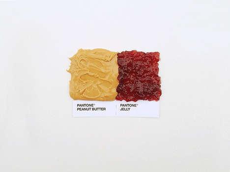 Pantone Food Pairings
