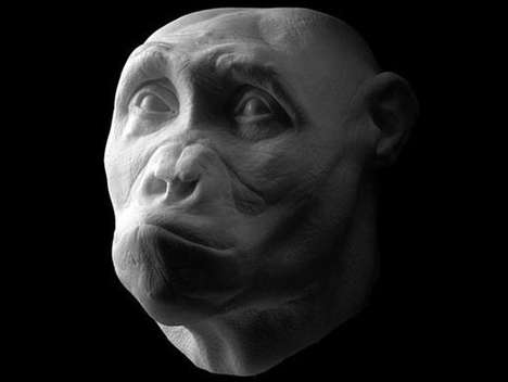 Fascinating Evolutionary Sculptures