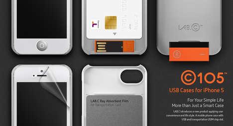 Flash Drive Phone Covers