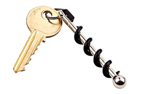 Key Chain Corkscrews