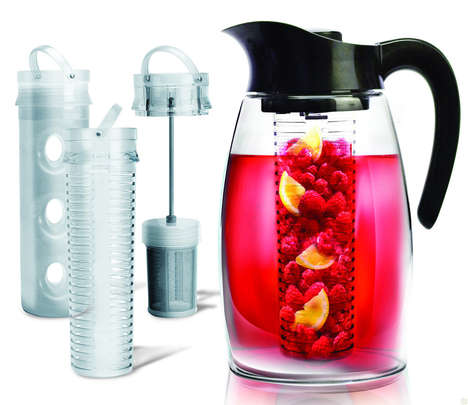 Multi-Functional Fruit Pitchers