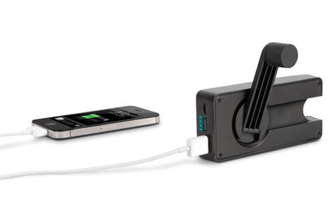 Emergency Crank Cell Chargers