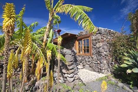 Luxury Eco Huts