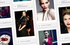 Cosmetic Social Media Campaigns - The Nars Satin Lip Pencil Collection Pinterest Project is Online