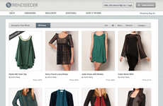 Fashionable Vanguard E-commerce
