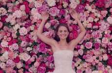 Couture Celebrity Fragrance Films - The Dior La Vie En Rose Montage Features Natalie Portman